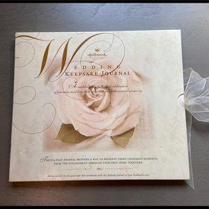 Hallmark Wedding Keepsake Journal